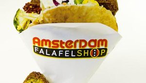 Amsterdam Falafelshop relies on quirky ambiance