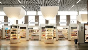 <p>The first phase of the IDFS redesign project at Casablanca's Mohammed V International Airport was completed earlier this year with the unveiling of a new wall shop featuring fragrances, confectionery and gifts.</p>