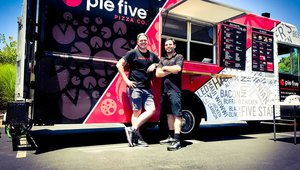 Pie Five uses food truck to build brand visibility in Kansas City, Part 2