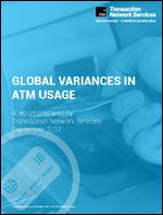 TNS Report Reveals Significant Global Variations in ATM Usage