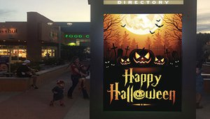 5 tips to avoid a digital signage horror story this Halloween