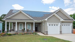 Great Green Home | The Emery by Addison Homes