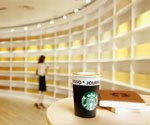 A Starbucks pop-up serves latte lessons in Japan