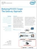 Reduce PCI Scope-the Gateway Approach