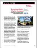 Evolution of the Digital Campus