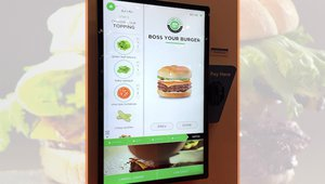 How self-serve kiosks get the orders rolling at Burger Boss