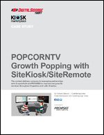 POPCORNTV Growth Popping with SiteKiosk/SiteRemote