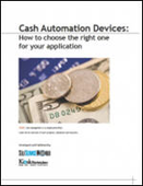 Cash Automation Devices: How to Choose the Right One for Your Application
