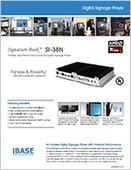 Signature Book™ SI-38N Digital Signage Player