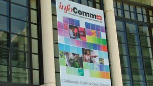 InfoComm13: Digital signage takes the floor, Pt. I