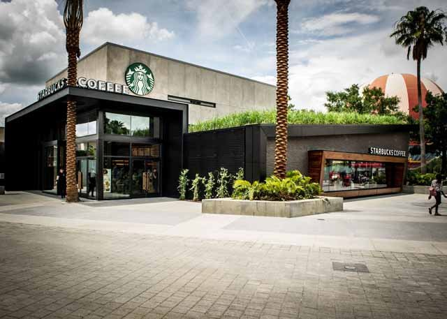 A look at starbucks new interactive store design