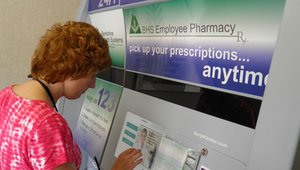 24/7 automated pharmacy services to reduce costs and improve employee satisfaction
