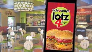 Schlotzsky's cracks top five in app store restaurant category