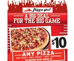 Pizza segment readies for Super Bowl rush
