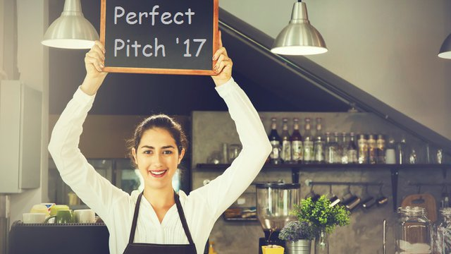 Perfect Pitch finalists revealed