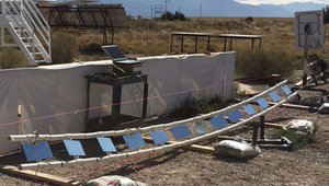 New technology could lower costs for concentrating solar power