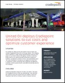United Oil deploys Cradlepoint ARC Solution with Integrated 4G LTE to replace DSL