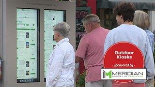 Wayfinding digital signage kiosks improve tourism experiences