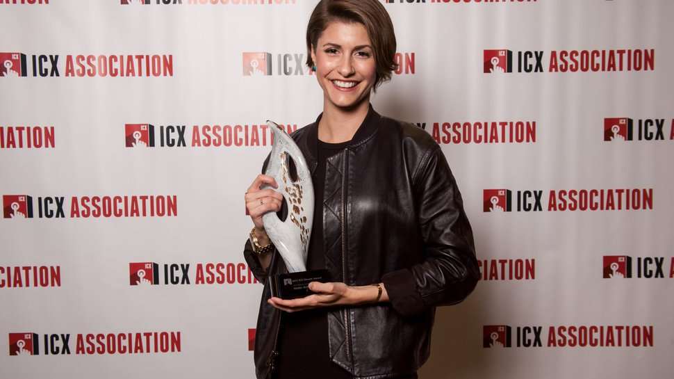 ICX Summit honors Under Armour as 'influencer' of the year