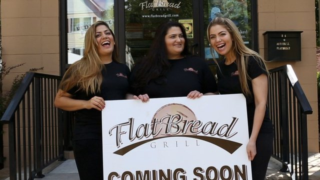 Turkish-American sisters now franchising Flatbread Grill