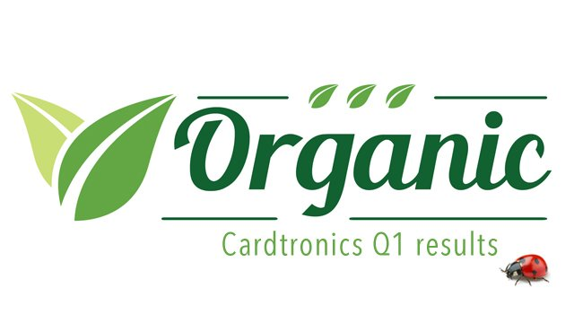 Cardtronics grows organically in Q1