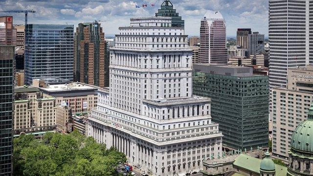 Century-old building in sustainability spotlight