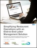 Simplifying Restaurant Operations with an End-to-End Labor Management Solution