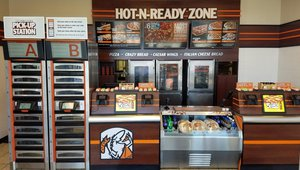 Little Caesars Pizza Portal opens door to 'people-less' QSR experience