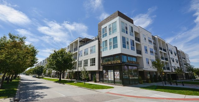 Complex earns Utah's first multifamily LEED platinum certification