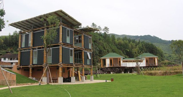 China's sustainable housing options gets boost with energy-efficient bamboo