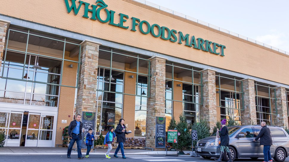 Amazon's Whole Foods Market acquisition points to a ...