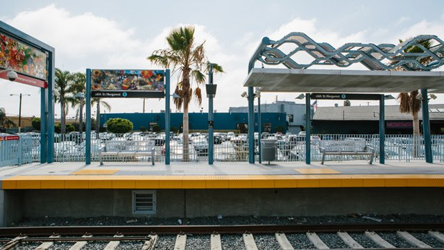 L.A. rail project first to achieve highest green infrastructure certification