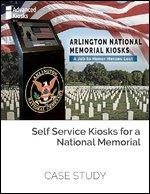 The Arlington National Cemetery Kiosk Project