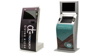 Kiosks offer fundraising solutions