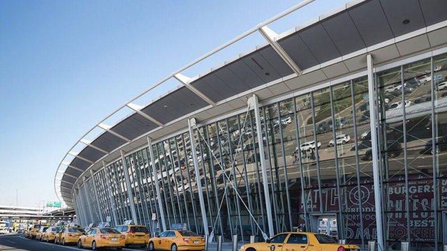 JFK terminal grabs LEED gold