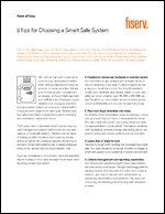 8 Tips for Choosing a Smart Safe System