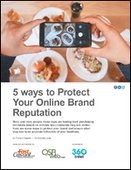 5 ways to Protect Your Online Brand Reputation