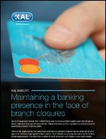 Maintaining a banking presence in the face of branch closures