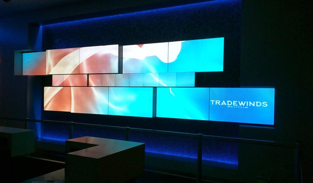 Video Walls / JANUS Displays   Digital Signage Today
