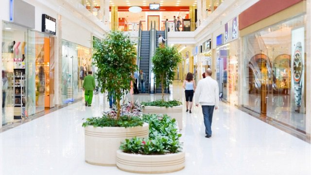 Brick and mortar retail getting a second chance