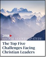 Free Ebook: The Top Five Challenges Facing Christian Leaders