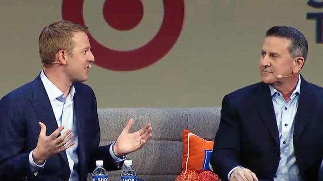 How Target is embracing the human touch to beat the competition