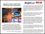 BrightSign and Red Dot Digital Media Overhaul Pala Casino's Video Network