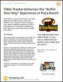 Pizza Ranch | Table Tacker Case Study
