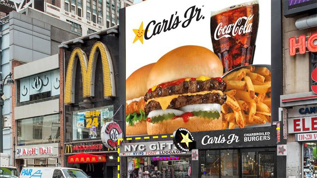 Carl's Jr. is coming — make way Manhattan