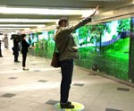 Fetch! DOOH lets NYC subway station go to the dogs (Video)