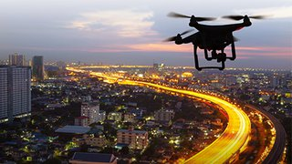 Drones: Coming to a traffic jam near you