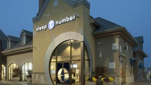 Sleep Number store redesign, Oakbrook, IL