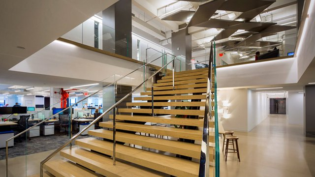 NYC's first WELL-certified office boasts health-boosting features