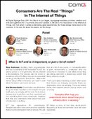 "Consumers Are The Real ""Things"" In The Internet of Things"